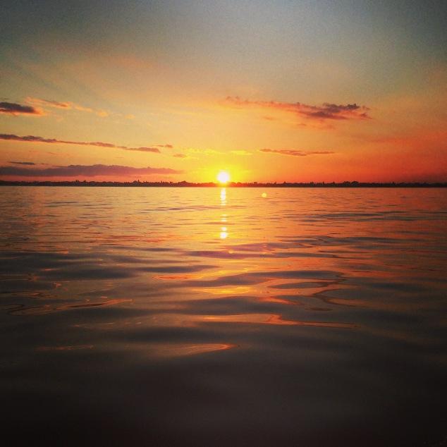 New Smyrna Beach Sunset | Sarah Caudill