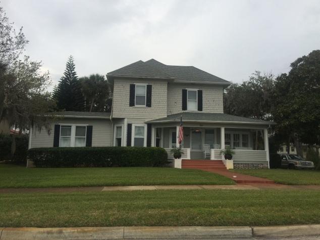 New Smyrna Beach Historic Home along Riverside Drive