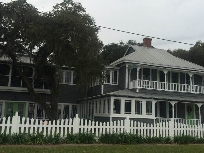 New Smyrna Beach Historic Home