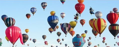 Balloon Festival Pictures