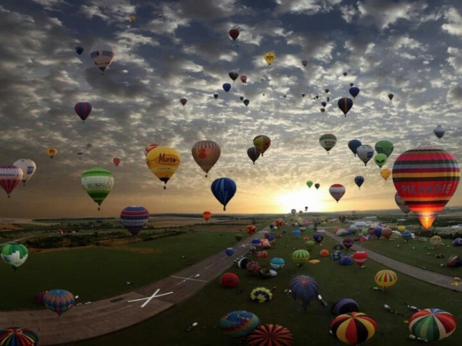 New Smyrna Beach Balloon & Sky Festival